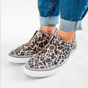 Women's Blowfish Play Leopard Sneaker